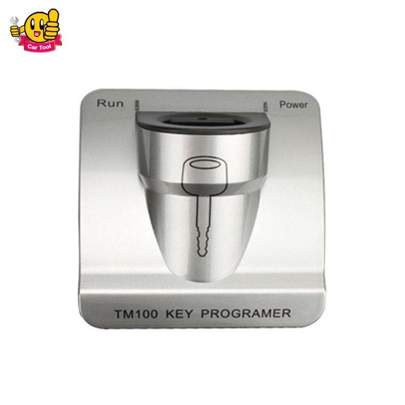 Free DHL Shipping! V3.26 Full Version TM100 Key Programmer TM100 Transponder Programmer TM100 Full Version