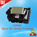New Original DX7 Print Head for Epson,  Best price Eco-solvent DX7 printhead (F189010 unlock)print head new vision for epson
