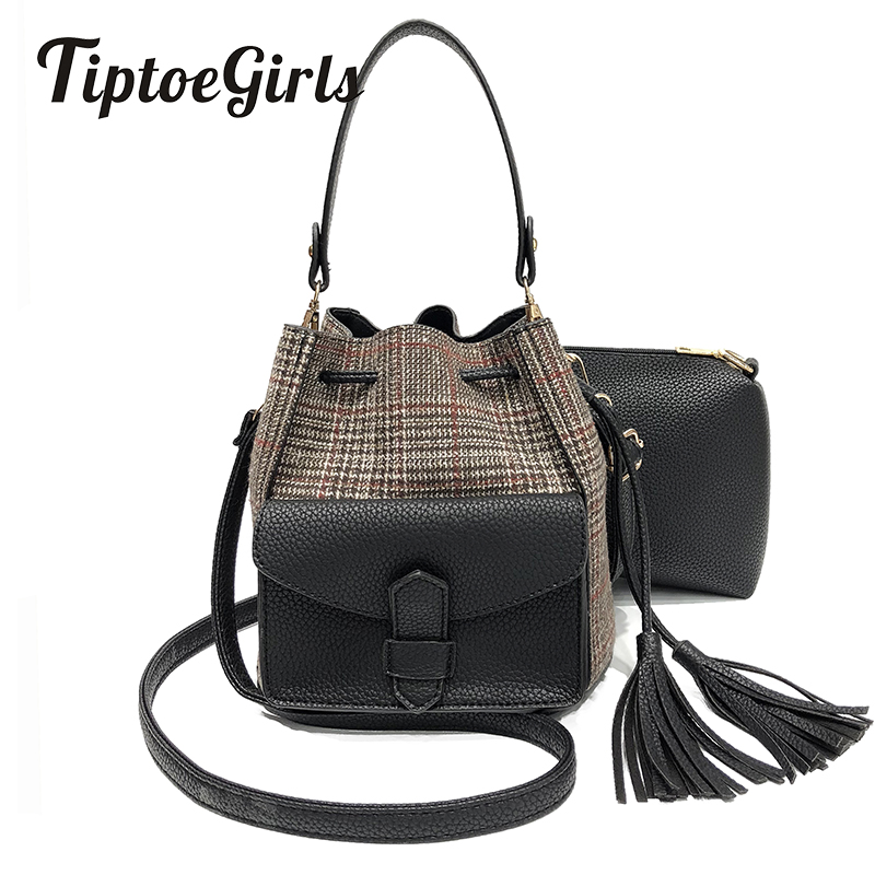 Small Bag Female Autumn and Winter New Trend Su Sub-Package Hit Color Wild Shoulder Bag Fashion Atmosphere Messenger Bag Tide every new small package special offer hit color box package fashion lock small bag shoulder bag in early autumn
