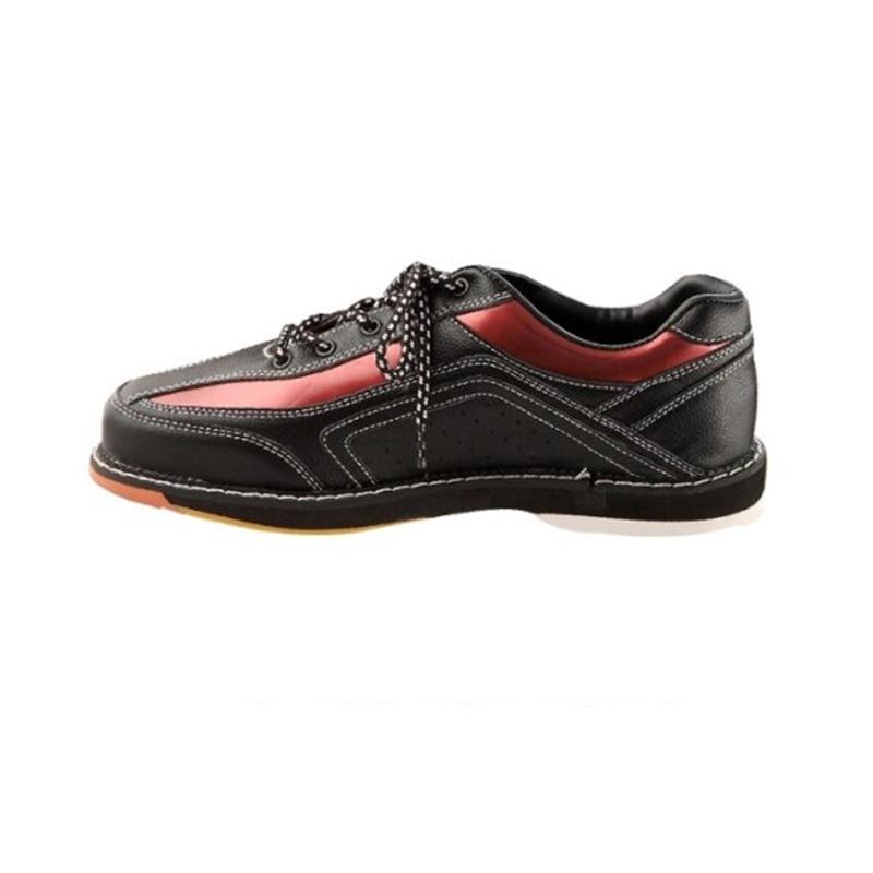 Professional Bowling Shoes Men Comfortable Cushioning Lightweight Sneakers Women Lights Light Brand Trail Shoes AA10075 bsi women s 651 bowling shoes