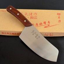 Freies Verschiffen GTJ Edelstahl Haushalt Küche Messer Handgemacht Profi-koch Cleaver Schneiden Fleisch Gemüse Messer