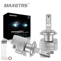 2x Newest H1 H4 H7 H8 H11 9005 HB3 9006 HB4 60W 12000Lm Car LED Hi