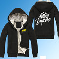 GamingTeam Navi Natus Vincere Na`Vi Winter Thicken Hoodies sweatshirt Casual Hooded Long Sleeve Design Hoodie