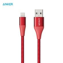 Anker PowerLine + II Blitz Kabel MFi Zertifiziert Kompatibilität mit iPhone 11/11 Pro X/8/8 Plus/7/7 Plus/6/6 Plus/5/5s und Mehr
