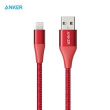 Anker Powerline + Ii Lightning Kabel Mfi Gecertificeerd Compatibiliteit Met Iphone 11/11 Pro X/8/8 Plus/7/7 Plus/6/6 Plus/5/5S En Meer