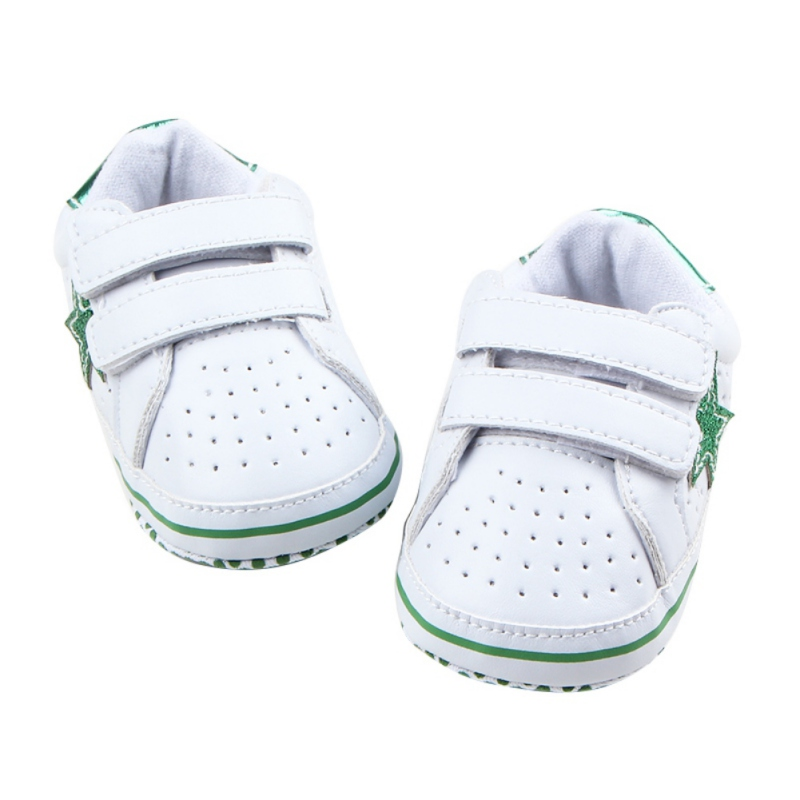 Boys Girls First Walkers Fashion PU Leather Baby Moccasins Newborn Baby Shoes For Kids Sneakers Infant Indoor Crib Shoes