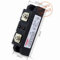 SSR Industrial Grade Module Solid State Relay DC Controlled AC 220V MGR H3100Z 100A