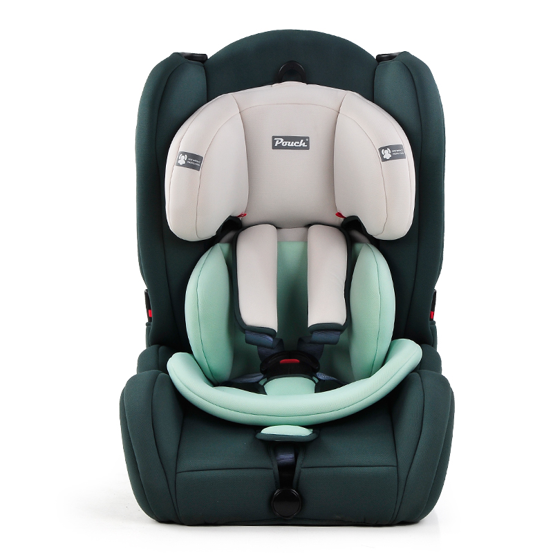 Pouch High Quality Portable Baby Car Seat, Children Safety Car Seat for 9 Months ~12 Years Old Kids, Kids Auto Chair high quality portable baby car seat 3 12 year old child kids safety seat shock absorbing secure chair auto seat for children c01