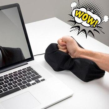 Funny USB Big Enters Key Toy Trick Office Shocker Joke Gift For Children Antistress Gadget Interactive