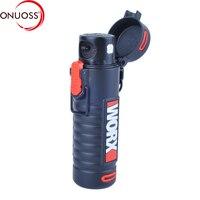 ONUOSS Cyliner Tek Ark Plazma Puro Çakmak USB Şarj Edilebilir Alevsiz Windproof Elektronik Darbeli Smoking Çakmaklar