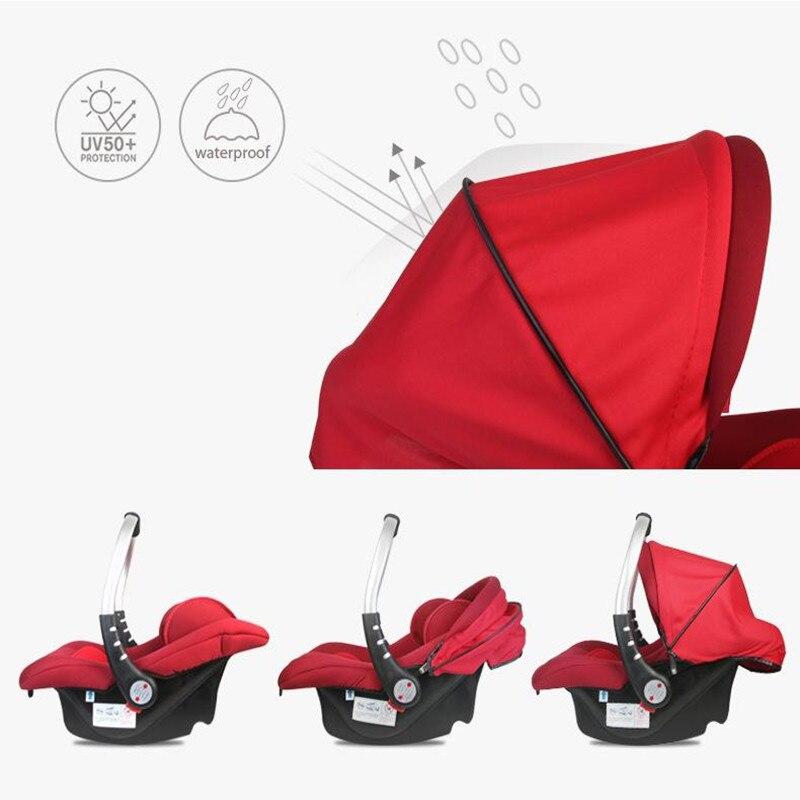 Panier pour siège de voiture pour enfant en bas âge monté sur - Sécurité pour les enfants - Photo 6