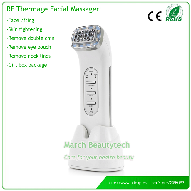 Dot Matrix RF Thermage Facial Radio Frequency Skin Tightening Wrinkle Removal Face Lifting Body Care Beauty Equipment therapy led photon rf radio frequency thermage face lifting beauty machine wrinkle removal skin tightening body facial massager