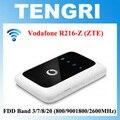 Оригинальный Разблокирована 2300 мАч ZTE Vodafone R216 R216-Z 4 Г Точка Мобильный Wi-Fi 150 Мбит Карманный wi-fi Маршрутизатор