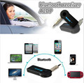 Universal 3.5mm Car A2DP Wireless Bluetooth Car Kit AUX Audio Music Receiver Adapter Handsfree with Mic For Phone MP3