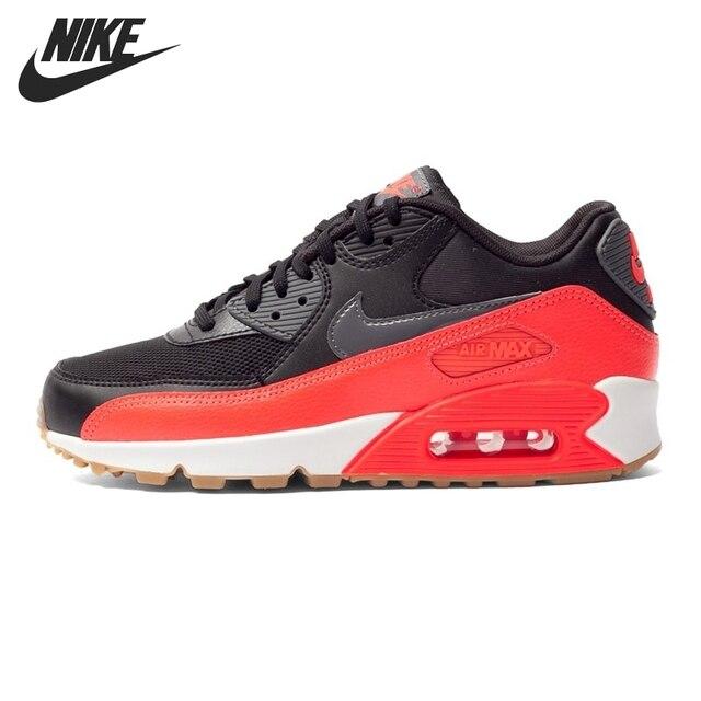 Original NIKE AIR MAX 90 ESSENTIAL Women's Running Shoes Sneakers