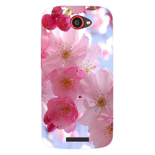 Luxury Painting Coque Case For HTC One S G25 Colorful Cute Drawing Phone Shell Back cover Ultra Thin Protector Skin Pouch Bag