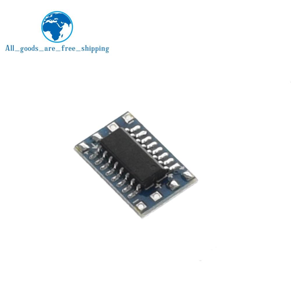 Mcu Mini Rs232 To Ttl Converter Adapter Board Module Max3232 3 5 V 10pcs Ams1117 33v 1a Voltage Regulator Electrodragon Tzt Lot Levels Level Serial