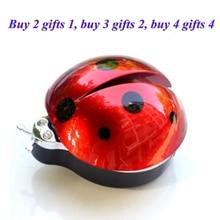 Car perfume Lovely air freshener dynamic Ladybug shape original flavor orange lemon Apple strawberry lavender auto accessories. цена
