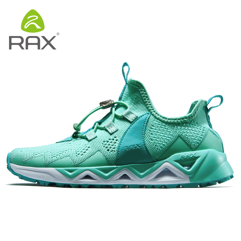 RAX 2019 Men s Summer Cushioning Hiking Shoes Antiskid Rubber Outsole Climbing Sneakers Water Resistent Shoes