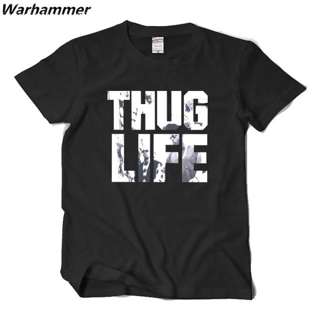 6972efac 2PAC TUPAC The Greatest Rapper Mens T shirt Hip Hop Boys fashion T-shirt  Thug Life Tees O-neck Black Navy Blue Men Women shirts