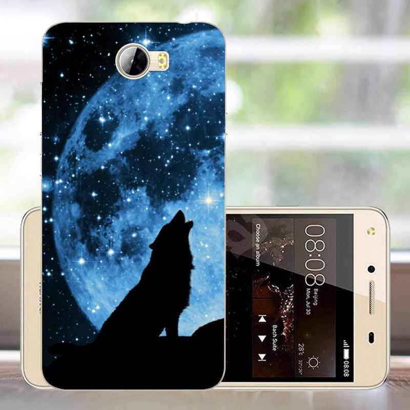 Soft Silicon Phone Cases Huawei Y5 ll Y5ll Huawei Y5 2 5.0