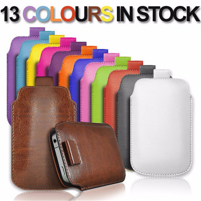 cheap for discount f4bd3 fcbe1 US $1.89 5% OFF For iPhone 8 7 6 6S Leather Pull Tab Pouch Sleeve Case For  iPhone6 4.7'' Rope Bag Cover For iPhone7 Phone Bags For iPhone 7 8-in Phone  ...