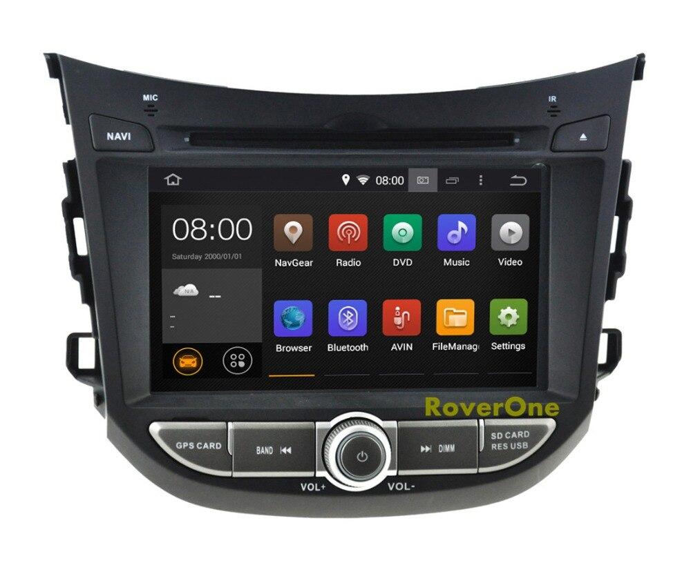 Pour Hyundai HB20 Quad Core Android 8.1 Autoradio lecteur DVD de voiture Radio stéréo GPS Navigation système multimédia