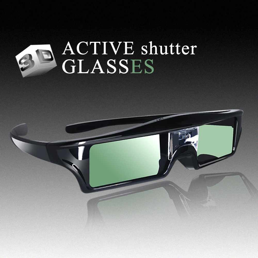 3D <font><b>Active</b></font> Shutter <font><b>Glasses</b></font> DLP-LINK DLP LINK 3D <font><b>glasses</b></font> <font><b>for</b></font> <font><b>Optoma</b></font> Sharp LG Acer BenQ w1070 <font><b>Projectors</b></font> 3D <font><b>glasses</b></font> dlp link