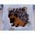 Nueva Llegada 2017 Del Otoño Del Resorte Ropa Del Bebé Recién Nacido Ropa de La Muchacha Del Chándal de manga Larga t-shirt + causal pantalones de traje de dos piezas