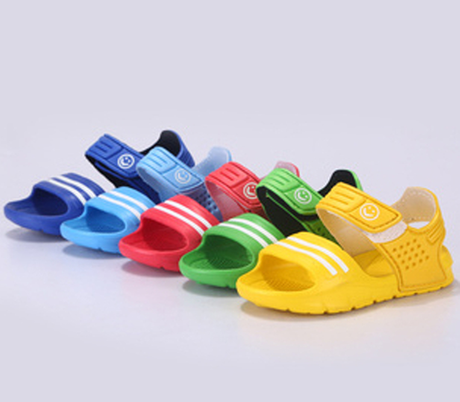b128115dd Hot Sale Summer children sandals slip resistant wear resistant small boys  sandals casual sandals girls boys shoes kids sandals-in Sandals from Mother  & Kids ...