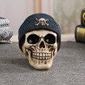 MRZOOT плюшевые шляпы из смолы ремесло украшения дома Скелет Череп модель панк стиль украшения персонализированные украшения