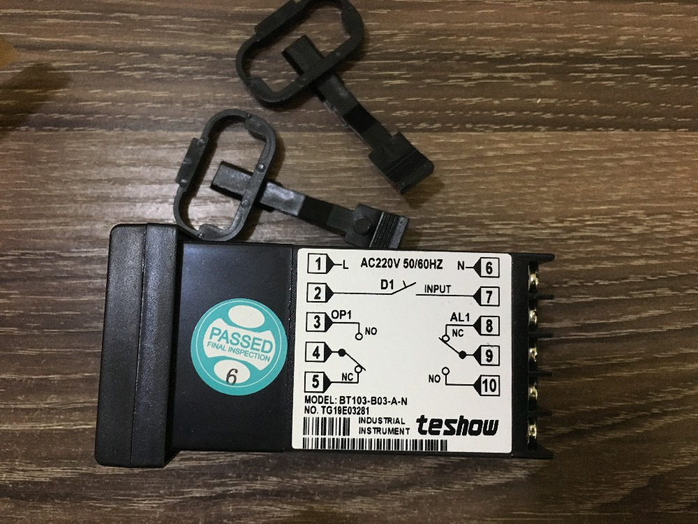 Taiwan and Taiwan Electronics TESHOW multifunction digital time relay new version replace of BT100