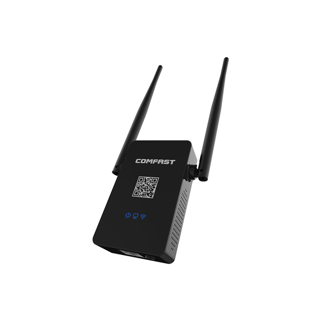V2 Версии, Dual Band 750 Мбит Wi-Fi Ретранслятор 802.11AC Беспроводной wi-fi маршрутизатор 2.4 Г + 5 Г AC Повторителя Сигнала Wifi Extender усилитель