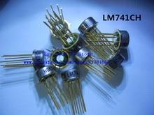 LM741CH LM741 CAN8 10 pz/lotto Spedizione gratuita