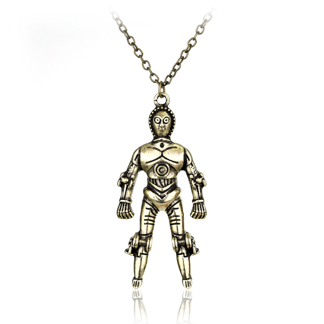 Star wars 7 Robot R2D2 Pendant