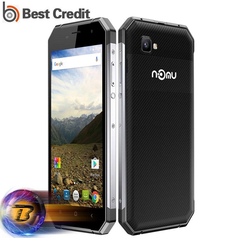 Цена за Оригинал Ному S30 Мобильного Телефона Android 6.0 Водонепроницаемый Смартфон MTK6755 Окта основные 4 ГБ RAM 64 ГБ ROM 5.5 Дюймов 1920*1080 5000 мАч