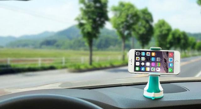 Rotary dashboard ventana ventosa teléfono móvil del sostenedor del coche para apple iphone 6 6 s plus, wiko pulp fab, cresta fab 4g, oneplus one