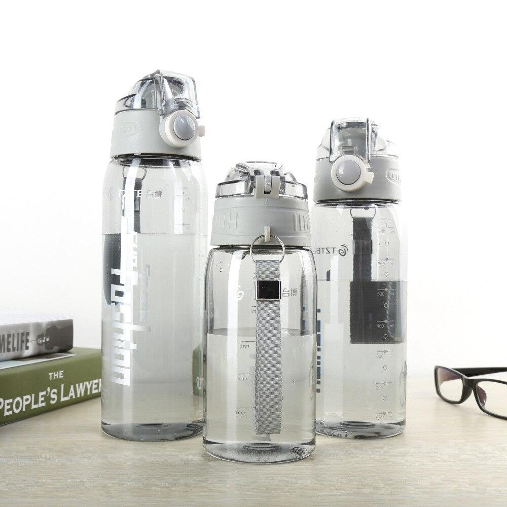 Zooobe 900 ml esporte plástico garrafa de água com filtro de aço inoxidável drinkware bicicleta ao ar livre acampamento minha bebida garrafa de água