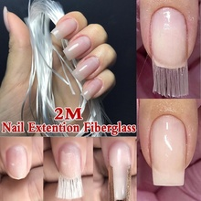 2M Professional Fiberglass Nail Extension Form for Nail Silk