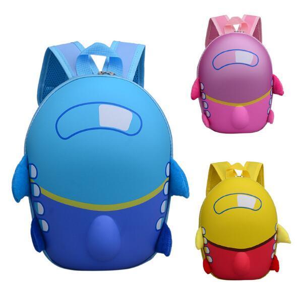 48fe9cef3bc 3D Cartoon Kindergarden Waterdichte Rugzak Kinderen Tas Mini Schooltassen Voor  Kids Bag Meisjes Jongens Leuke Kid
