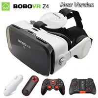 BOBOVR Z4 Mini Virtual Reality Goggles 3D Glasses BOBO VR Box 2 0 With Headset Google