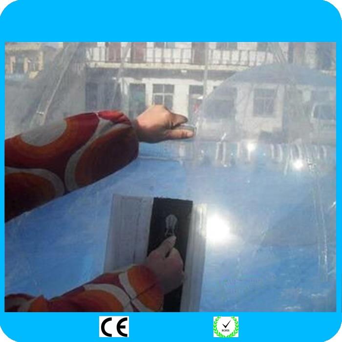 2018 Fede inflable agua caminando pelota agua bola de balanceo globo - Deportes y aire libre - foto 5