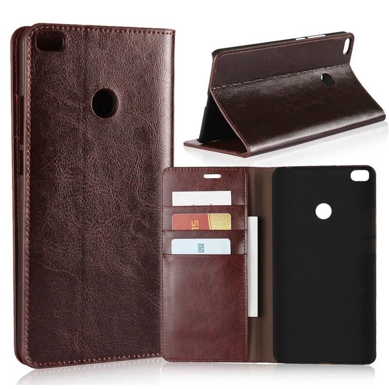 bilder für Deluxe Geldbörse Fall Für Xiaomi Max2 premium ledertasche Für Xiaomi Mi Max 2 Flip-Cover Taschen