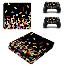 Anime Cute Girl Your Name PS4 Slim Skin Sticker Decal Vinyl for Playstation 4 Console and 2 Controllers PS4 Slim Skin Sticker