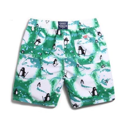 Shorts Verão Sexy Banho Swimwear Quick Dry ginásio Moletom
