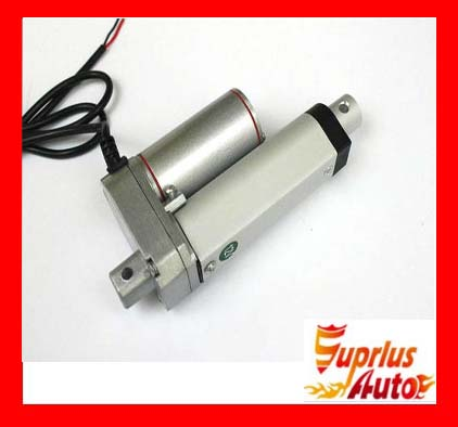 4inch/100mm stroke linear actuator for recliner chair parts , 1000N/100kgs load 12v linear actuator waterproof