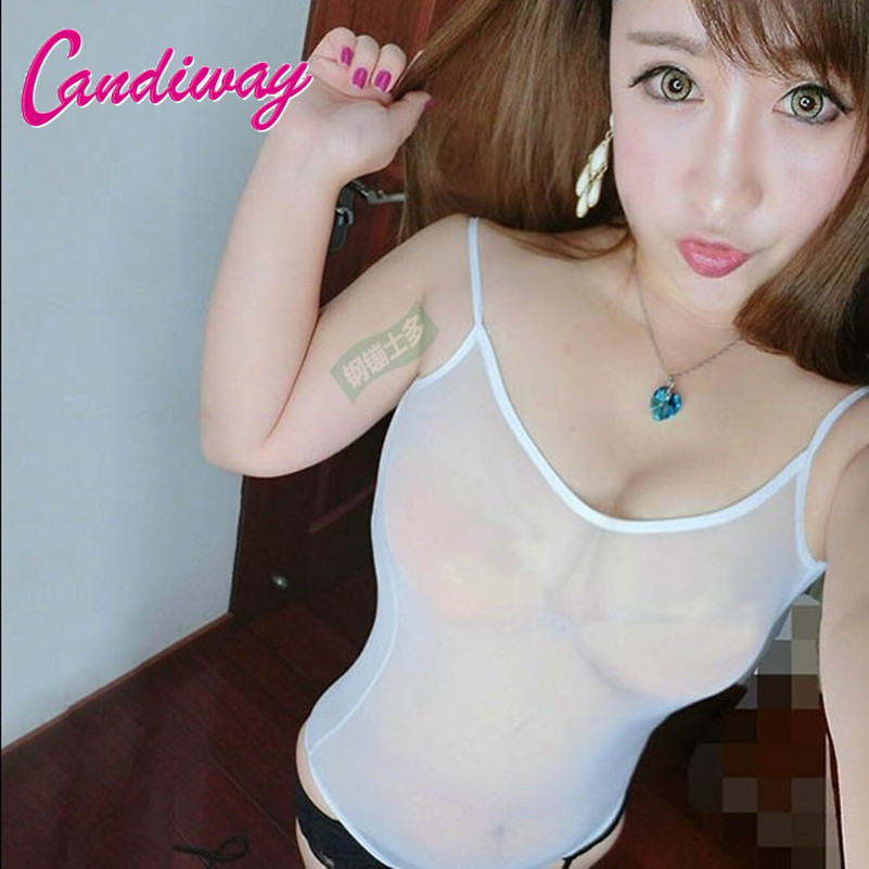 Candiway Sexy Lingerie Costume Women Lac