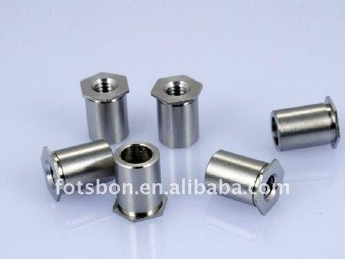 SOS-M5-10, резьбовые стойки, нержавеющая сталь, природа, PEM стандарт, сделано в Китае