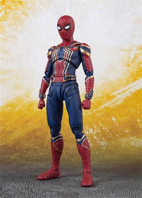 Фигурка Человек Паук Мстители: Война бесконечности 14 см 2