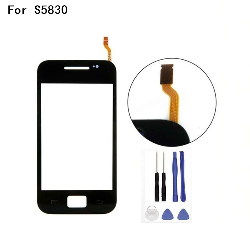 Touch Screen Sensor For Samsung Galaxy Ace S5830 S5830i GT-S5830 Window Glass Digitizer Touchscreen Replacement Parts